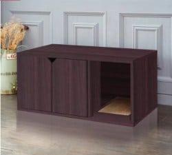family room furniture - Iraheta Modern Litter Box Enclosure
