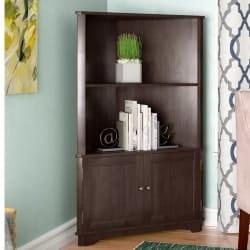 family room furniture - Vas Corner Bookcase