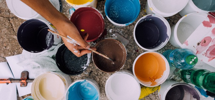 man cave decor - Choose Your Colors
