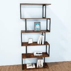 19. Bookshelf Rack