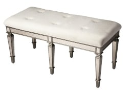 33. Butler Mirrored Bench