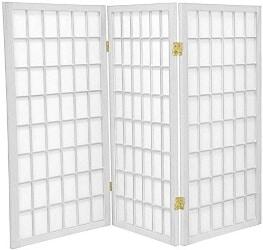 35. Window Pane Shoji Screen (1)