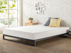 55. Low Profile Platform Bed (1)