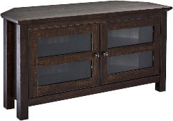 Adonia Dark Brown TV Stand (1)