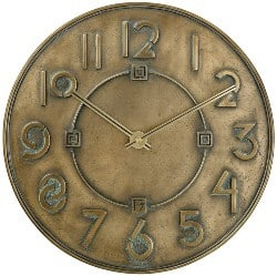 Antiquite Wall Clock (1)