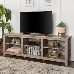 Best Living Room Furniture - Driftwood 70″ TV Stand