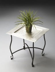 Best Living Room Furniture - Metalworks Accent Table By Butler Specialty Company