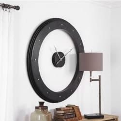 Best Living Room Furniture - Ramon Wall Clock By Uttermost