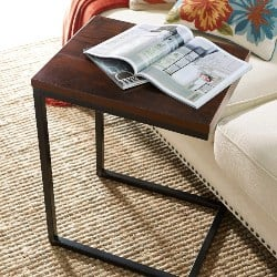 Best Living Room Furniture - Tobacco Brown C-Table