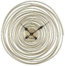 Best Living Room Furniture - Vortissimo Wall Clock By Sterling Industries