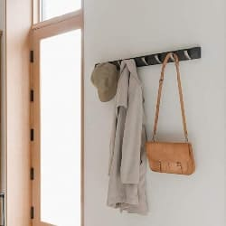 Cheap bedroom furniture-Flip Wall Mounted Coat Rack 1