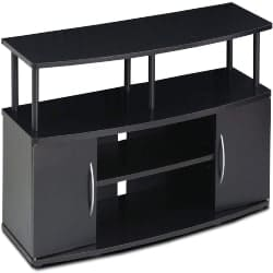 Cheap bedroom furniture-Furinno Jaya Large Entertainment Center Hold up to 50-in TV