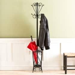 Cheap bedroom furniture-Ryan Coat Rack & Umbrella Stand