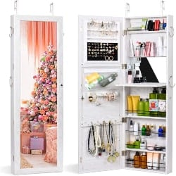 Cheap bedroom furniture-TWING Jewelry Armoire