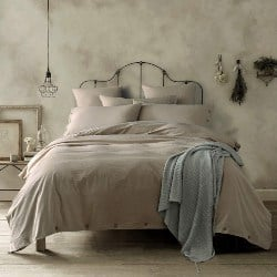 Cheap bedroom furniture- Washed Cotton Duvet Cover Set