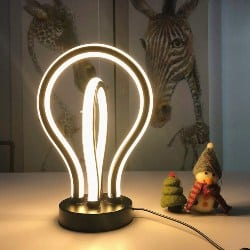 Bulb LED Table Lamp