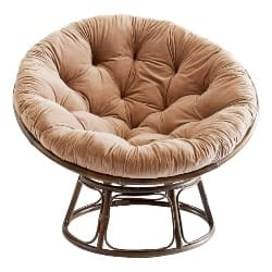 bedroom furniture - Chair Frame with Plush Cushion