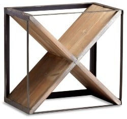 bedroom furniture - Cube Wine Holder