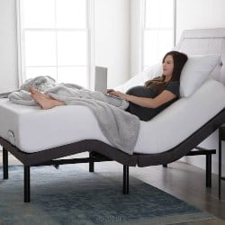 bedroom furniture - LUCID L300 Adjustable Bed Base