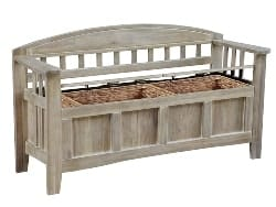 bedroom furniture - Linon BH137ACA01U Bench