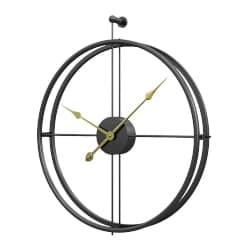bedroom furniture - Metal Wall Clock
