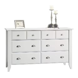 bedroom furniture - Sauder 411201 Shoal Creek Dresser
