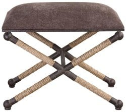 bedroom furniture - Ship's Mate Accent Stool