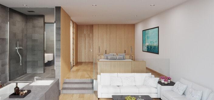 cheap bedroom furniture- 15 cheap minimalist bedroom furniture (1)