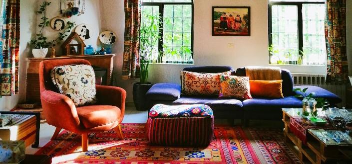 Cheap Bohemian Furniture Ideas