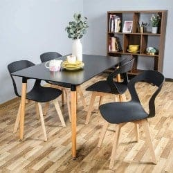 15. Dining Room Chair Set of 4 (1)