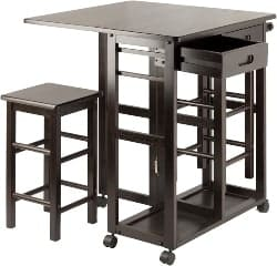 26. Convertible Console Dining Counter Table (1)