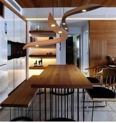 45. Dining Room Chandelier (1)