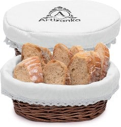 48. Bread Basket with Lid (1)