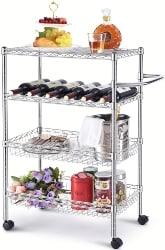 66. Bakery Cart Shelf (1)