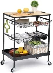 83. Kitchen Cart (1)