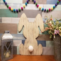 Easter Bunny Sign (1)