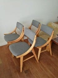 Mid-Century Dining Chairs (1)