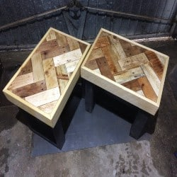 Pallet Wood Tables (1)