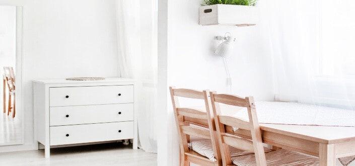 Pallet patio furniture-minimalist