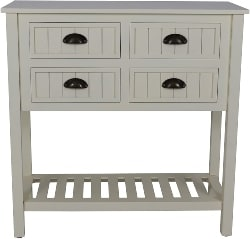 Wood Console Table (1)