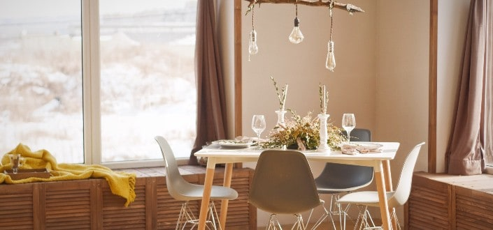 dining room furniture - Bohemian Dining Room Furniture Ideas