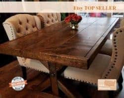 dining room furniture - Farmhouse Table