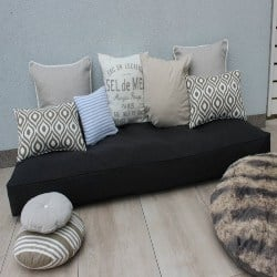 lounge pad, pillows and cushions for pallets (1)