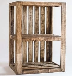 pallet furniture ideas - Darla'Studio 66 End Table