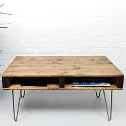 pallet furniture ideas - Pallet Coffee Table
