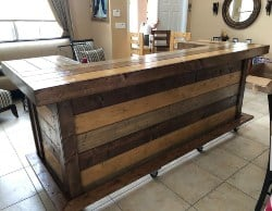 pallet furniture ideas - The All Wood Thomas Maggie