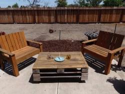 4. Wood furniture set (1)