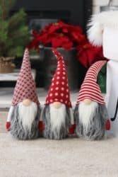 christmas decoration - Handmade gnomes