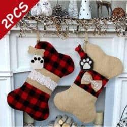Pet Dog Christmas Stockings