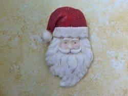 Santa Claus Christmas Wall Art Hanging